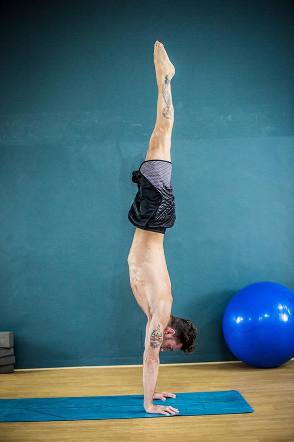 Giuseppe Panarello istruttore Yoga Torino